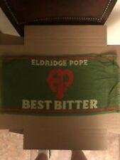 Bar Towel, Beer, Eldridge Pope Best Bitter, Vintage Towel, Great Addition!