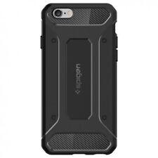 SPIGEN iPhone 6 6s Funda móvil Funda protección cover case Core Rugged Armor Black