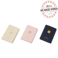 KAKAO FRIENDS PU Passport Case Cover Card Wallet Apeach&Ryan&Tube Authentic MD
