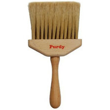"Purdy Jambduster 4"" Dusting Brush Wooden Handle Lily Bristle Jamb Duster"