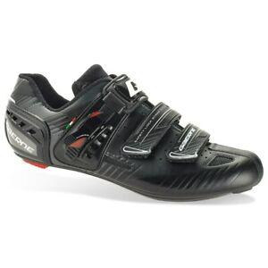 Gaerne G.Motion Road Cycling Shoes - Black - (Retail $269.99) sidi crono italian