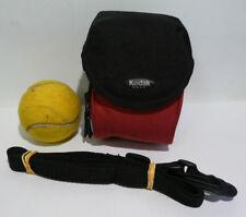 Kodak Gear Camera Case with Shoulder Strap - Black & Pink