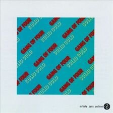 GANG OF FOUR - SOLID GOLD/ANOTHER DAY, ANOTHER DOLLAR [REMASTER] (NEW CD)