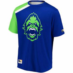 Blue Vancouver Titans Overwatch League Replica Home Jersey : Size L