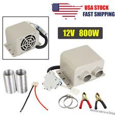 800W 12V Car Windshield Defroster Demister Electric Heater Heating Cooling Fan