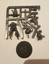 WARHAMMER 40K Deathwatch Overkill Space Marine Iron Hands Ennox Sorrlock