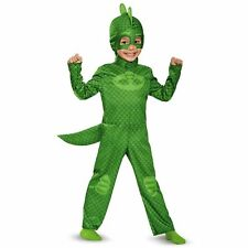 Disguise Gekko Classic Toddler PJ Masks Costume - Large 4/6