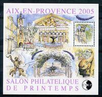STAMP / TIMBRE FRANCE NEUF BLOC FEUILLET C.N.E.P.  N° 43 ** AIX EN PROVENCE 2005