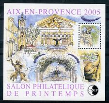 STAMP / TIMBRE FRANCE NEUF BLOC FEUILLET C.N.E.P.  N° 43 ** AIX EN PROVENCE 2005