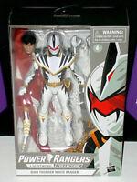 Hasbro Power Rangers Lightning Collection Dino Thunder White Ranger new