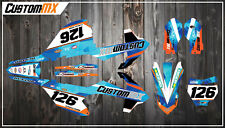 KTM SX85 Full Graphics Kit 2003-2012 2013-2017 2018 SX 85