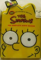The Simpsons: The Complete Ninth Season (Collectible Lisa Head Pack) NEW!