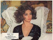 MICHELE MERCIER UNE VEUVE EN OR 1969 MICHEL AUDIARD  PHOTO D'EXPLOITATION N°1