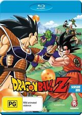 Dragon Ball Z Season 1 NEW B Region Blu Ray