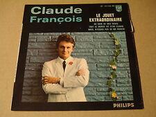 45T EP / CLAUDE FRANCOIS - LE JOUET EXTRAORDINAIRE