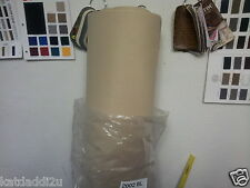"""Auto Headliner Upholstery Material 108"""" x 60"""" Lt Tan for Nissan Maxima W/Sunroof"""