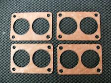 ASTON Martin DBS V8 5.3 Carburatore Guarnizione base / ISOLANTE x4