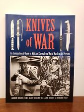 KNIVES OF WAR International Guide Military Knives World War I to Present PB Book