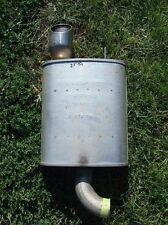ONE Ford muffler USED OEM FR33-5G213-7FEC FI-8700-R