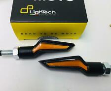 LighTech FRE931NER Frecce Omologati Set di 3 - Nere Lucide