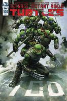 Teenage Mutant Ninja Turtles TMNT 100 IDW 2019 NM Clayton Crain Trade Variant