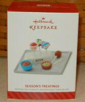 Hallmark 2014 Keepsake Ornament Seasons Treatings