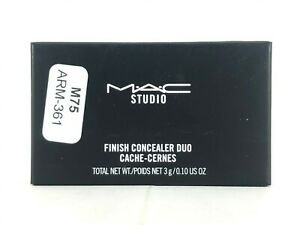 MAC Studio Finish Concealer Duo *CHOOSE YOUR SHADE*