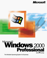 Windows 2000 Professional WIN 2000 PRO COMPLETO CODICE di licenza ** download in tutto il mondo **
