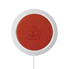 Cup Mat USB Heating Pad Insulation Coasters Coffee Water Warmer Dia10.5cm