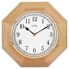 Orologi da parete analogici poligono