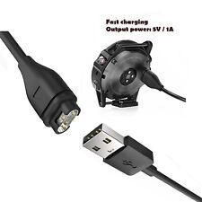 USB Charger Charging Cable Cord for Garmin Fenix 5 5S 5X Vivoactive 3 Vivosport