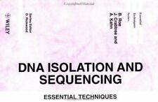 DNA Isolation and Sequencing by Akbar S. Khan, Bruce A. Roe and Judy S. Crabtree