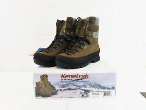 Kenetrek KE-l416-NI Size 9 Women's  Mountain Extreme Non-Insulated Boots