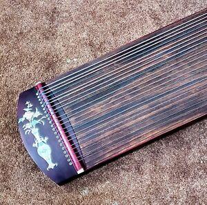 "49"" Travel Guzheng Harp Chinese instrument zither Koto 21-String #025010"