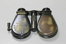 Brass Opera Glasses Kelvin & Hughes London 1917 Pocket Folding Binocular