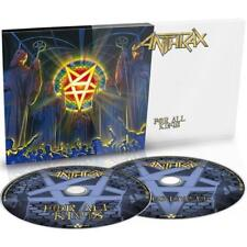 ANTHRAX- For All Kings LIM. DIGIPACK +bonus CD incl. Madhouse, Caught In A Mosh