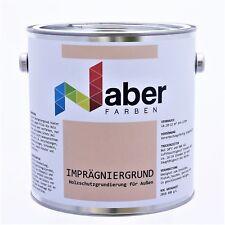 (3,99 €/L)        2,5 Liter Holzschutz - IMPRÄGNIERGRUND - Farblos -