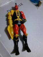 "DC Universe Classics Tyr - Wave 14 Darkseid BAF - loose 6"" Mattel DCUC"