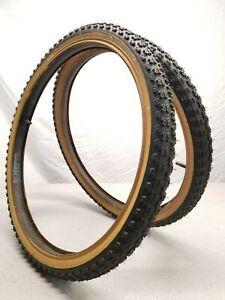 Pair of Vintage BMX Schwinn Stamped tires w/Schwinn tubes (Excellent condition)