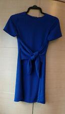 BNWT, SMART, ROYAL BLUE DRESS FROM NEW LOOK PETITE - OFFICE - UK 6 PETITE