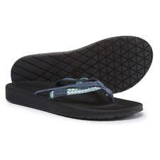 cbc994c30e4d06 Teva Womens Sandals Azure 2 Strap Blue Multi Size 9 Flip Flop