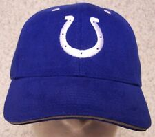 Embroidered Baseball Cap Sports NFL Indianapolis Colts NEW 1 hat size fits all