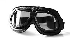 Oldtimer Motorrad Brille Fliegerbrille Pilotenbrille für AWO R12 R35 S51 Harley