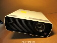Sony VPL-EX120 Projector Beamer 3LCD XGA 2600 LUMENS Excl Remote 1 HOUR, RESET?