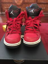 Jordan Flight 45 High (GS) Gym Red/ White-Black Size US 6Y UK 5.5 EUR 38.5