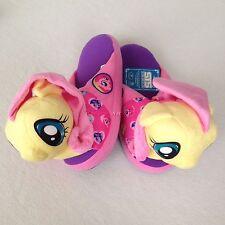 My Little Pony Soft Plush Slippers Shoes Sandal US size 6-10, UK 4-8, EU 36-42
