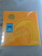 The Beach Boys Made in California 6 CD Limited Edition boxset
