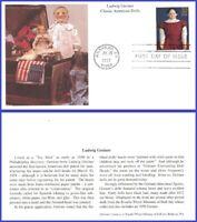 USA3 #3151k U/A MYSTIC FDC   Classic American Dolls Lundwig Greiner