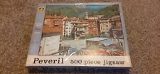 Peveril 500 Piece Vintage Jigsaw Puzzle.  Complete