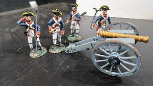 Britains 1:30 British Royal Artillery 6 Pound Cannon American Revolutionary War